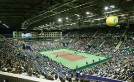 Oseven caterde 50.000 gasten tennistoernooi