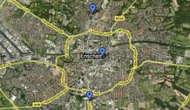 Hotelplannen Enschede
