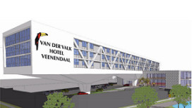 Van der Valk bouwt in Veenendaal