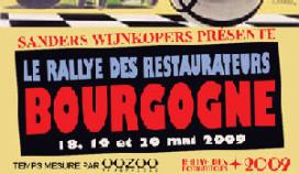 Wijnrally' start bij Le Garage