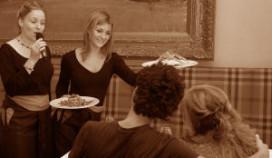 Restaurant levert finalist X-factor