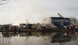 Hoofdkantoor SAB Catering door brand bedreigd
