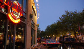Hard Rock Cafe viert jubileum