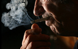 Rookverbod in Friese cafés massaal overtreden