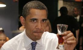 Wijnboerin maakt Obama-wijn
