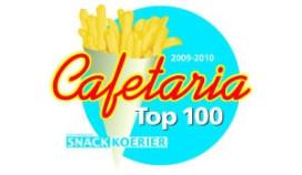 Inschrijving Cafetaria Top 100 sluit 19/4