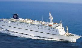 Bewakers cruiseschip slaan aanval piraten af