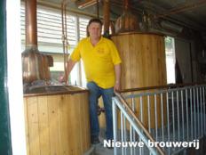 Forse uitbreiding micro-brouwerij
