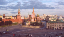 Songfestival-hotels Moskou veel te duur