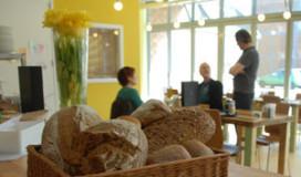 Opening Bakkerscafé in Nijmegen