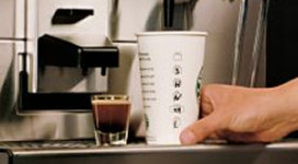Koffieoorlog McDonald's en Starbucks laait op