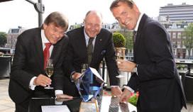 Prestigieuze prijs voor Amstel hotel