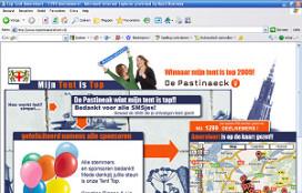 Webcampagne De Pastinaeck succesvol