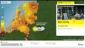 Wieckse lanceert Zonneradar.nl