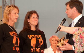 Vroeg op Stap' wint Libelle Ster-award