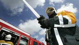 Brand: bewoners opgevangen in restaurant