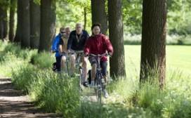 Hemelvaart: 650.000 Nederlands weg in eigen land