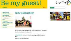 Den Haag lanceert 'Be My GuestGuide