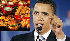 Obama laat Frans diner 'voorproeven