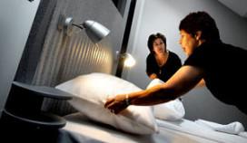 Tapijtfabriek Oss omgedoopt tot hotelvleugel