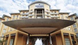 Hotelkamers Egyptisch voetbalelftal gestript