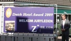 Award-winnaar De Zon naar Historic Hotels