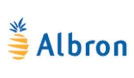 Albron in restaurant Flevohuis