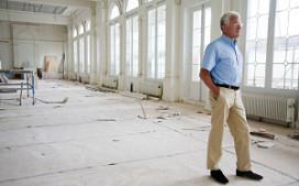 Cees Helder coach nieuw Wereldmuseum