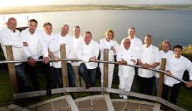Chefs op zoek naar Ierse delicatessen