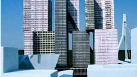 Horeca in groot project van Koolhaas in Rotterdam
