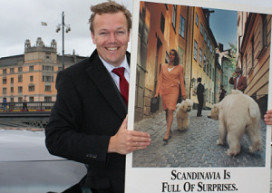 Nederlandse gm lanceert crimetour door Stockholm