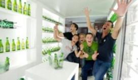 Heineken met walk-in-fridge naar festivals