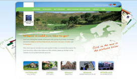 Nieuwe website Pleasant Hotels