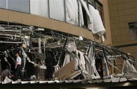Daders bomaanslagen kregen hulp uit hotels