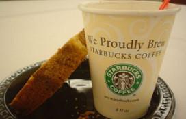 Kwartaalwinst Starbucks omhoog na reorganisatie