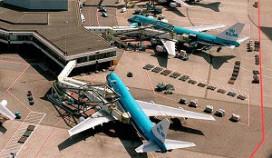 44.000 reizigers minder in drukste weekend Schiphol