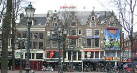 Staand drinken op Amsterdams terras mag weer