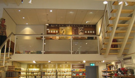 Simon Lévelt Café in Leidschendam