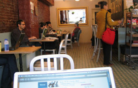 Amerikaanse koffiezaken verbieden laptops