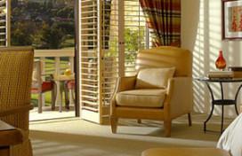 Luxe hotelkamer met tent voor 13 euro