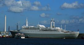 Cruise Hotel denkt niet aan schadeclaim ss Rotterdam