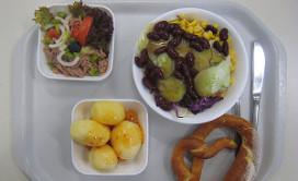 Crisis laat lunchbesteding onberoerd