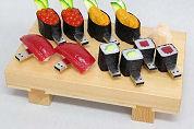 Londens restaurant serveert sushi op naakte vrouwen