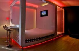 Qbic-hotel op Eindhoven Airport