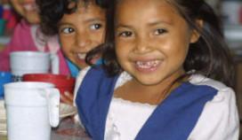 Nationale Soepdag steunt hongerende kinderen