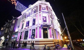 The Mansion in Amsterdam dicht