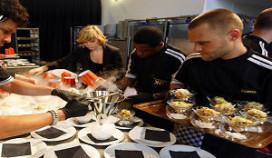 Kitchen Deluxe gaat creatief cateren bij Ocean Diva