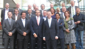 Richard Francke nieuwe voorzitter AF&BM