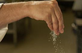 Kwart minder zout proef je niet