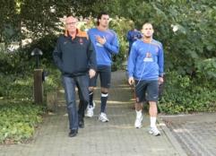 Wilmersberg trots op verblijf Oranje